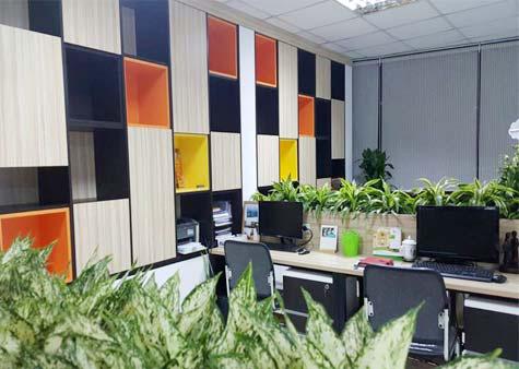 Thi công nội thất văn phòng Hội doanh nghiệp trẻ Hà Nội