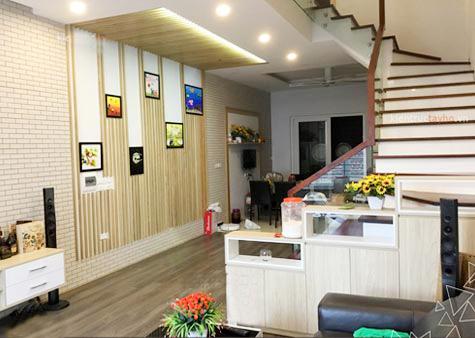 Thi công nội thất nhà phố – Yên Nghĩa, Hà Đông, Hà Nội