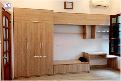 Thi công nội thất nhà phố – Nhà số 2 Nguyễn Phúc Lai